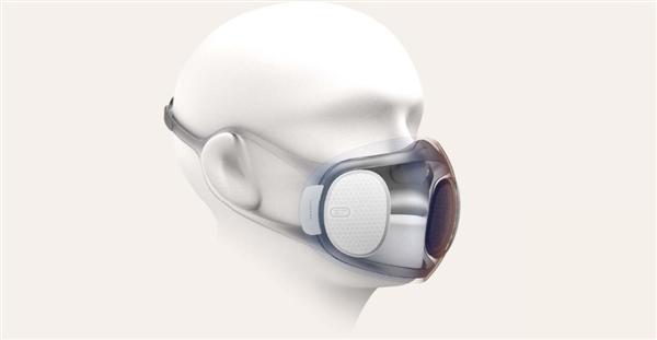 不用摘口罩就能人脸识别?华米正在研制支持人脸识别的口罩