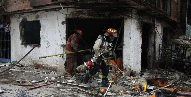 秘鲁发生天然气运输车爆炸事故致8人丧生