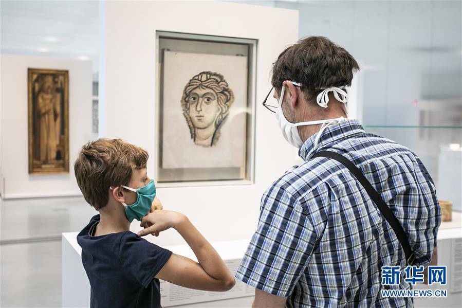 法国进入解禁第二阶段 博物馆逐步向公众开放