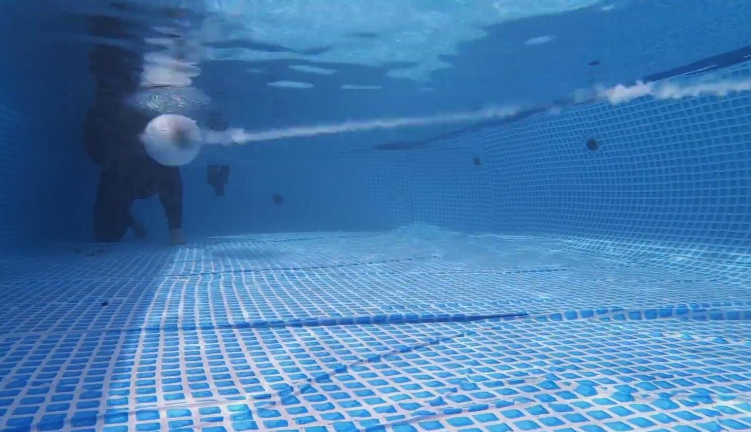 美军测试超空泡水下子弹可从水底击沉敌方船只