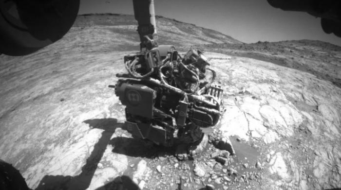 NASA好奇号在遭遇故障后恢复正常工作 至今运行了 7 年多时间