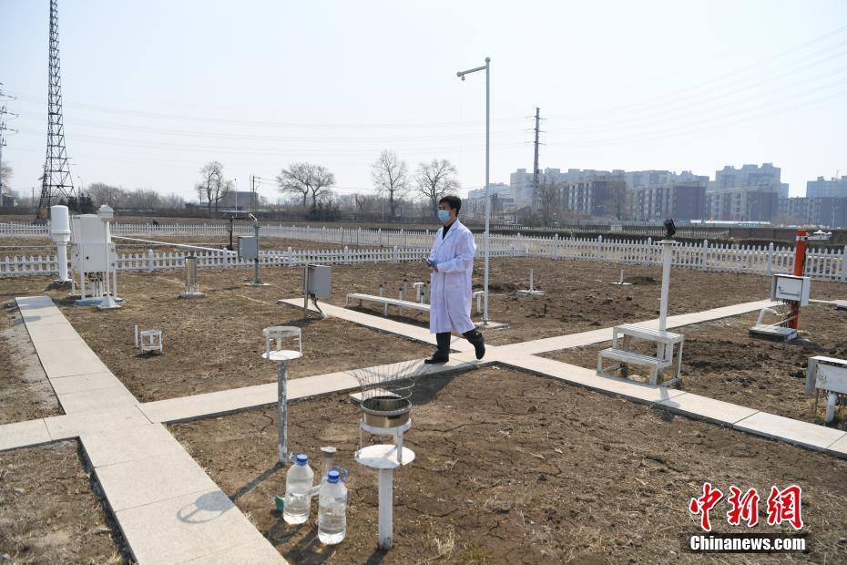 吉林省地面气象观测全面自动化