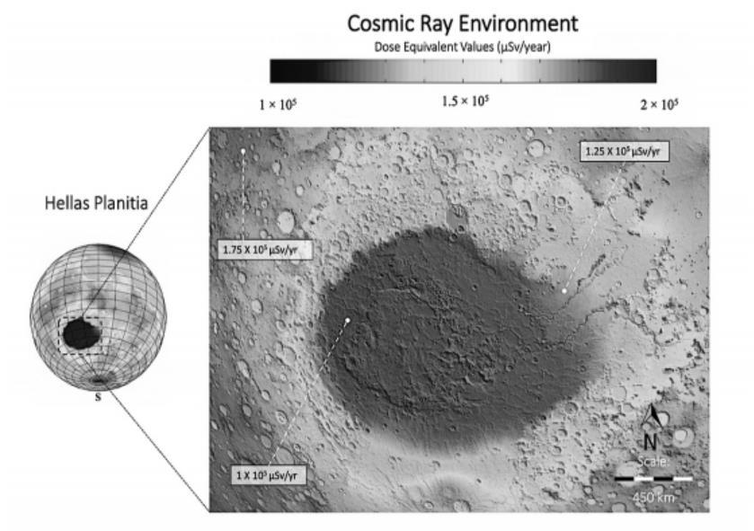 """外媒:研究表明火星上的熔岩管可成为宇航员的""""现成住宅"""""""