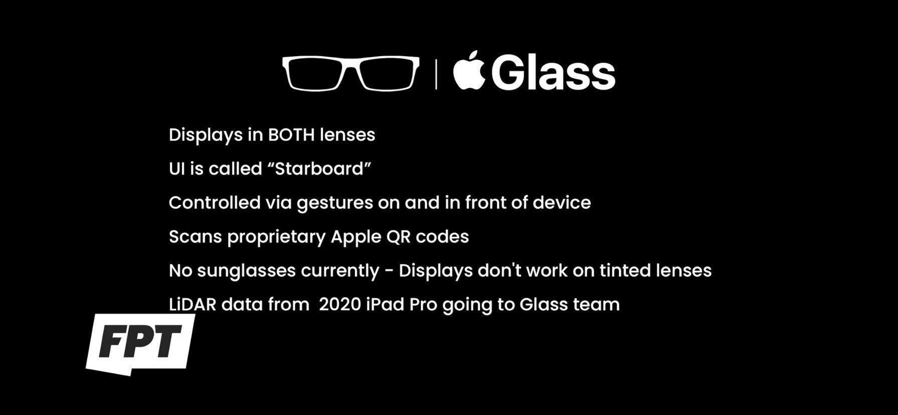 AR/VR眼镜Apple Glass最新消息:支持近视镜片、远视镜片等各种型号