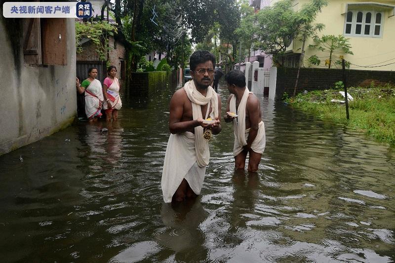 allbet登录网址:印度阿萨姆邦洪灾加剧130万人受灾44人殒命
