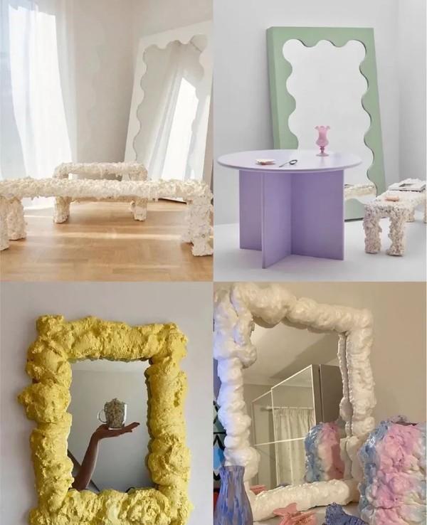 喷花镜面效果图_魔镜魔镜告诉我,谁是世界上最美的女人