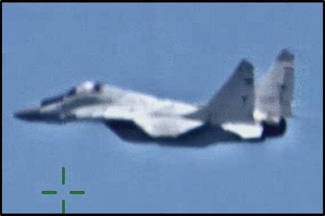 美媒:已有至少两架米格29战机在利比亚坠毁,但疑点重重
