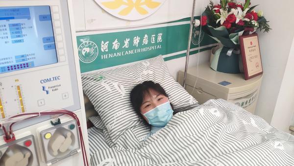 """郑州女子捐献造血干细胞,救助""""00""""后白血病患者"""