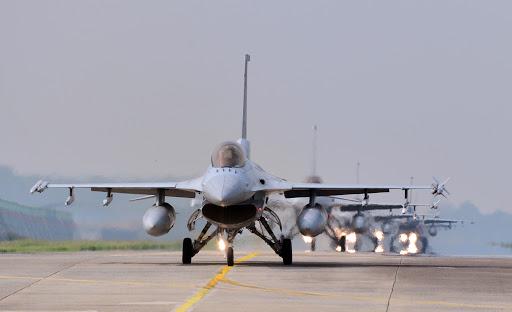 美国通过军售案将韩国134架F-16升级为F-16V