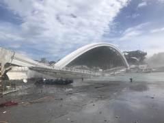 """台媒曝""""恐怖巧合"""":高雄气爆、台铁翻车、大桥坍塌都与吴宏谋有关"""