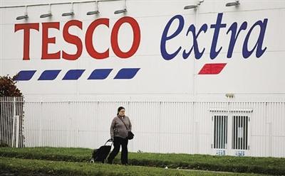 100亿美元 泰国富商将竞购Tesco的亚洲超市业务