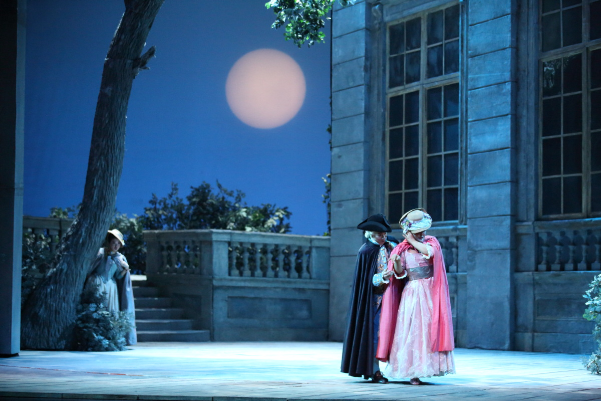 莫扎特歌剧《费加罗的婚礼》登大剧院将五度上演