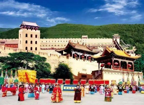 皇城相府:一代名相陈廷敬的府邸