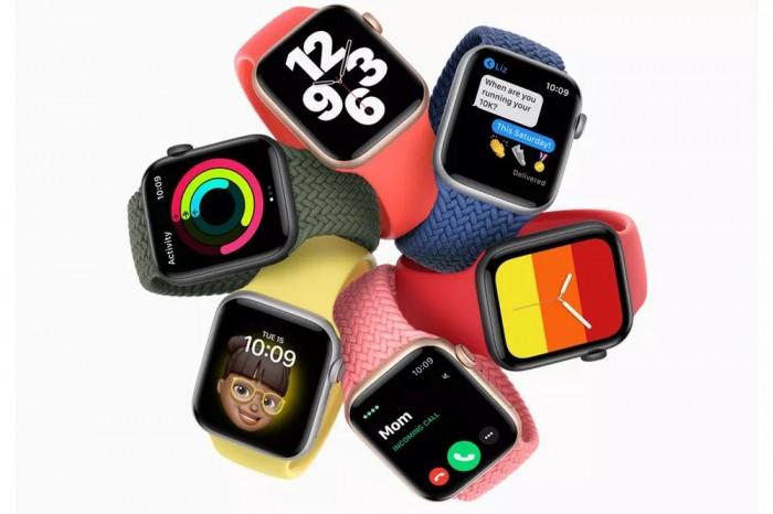 AppleWatchseries6发布:支持血氧检测等功能