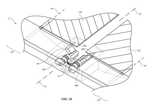 苹果新专利泄露天机:折叠、全面屏iPhone都在准备