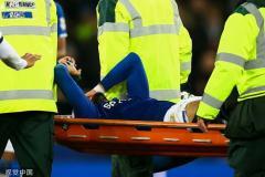 埃弗顿宣布戈麦斯今日手术 队友:宁愿输球换他健康