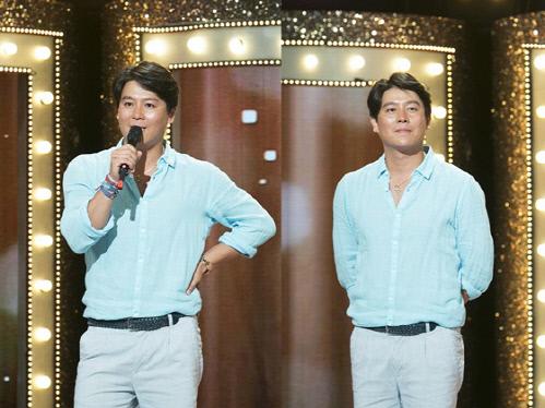 韩国大叔歌手突然公布喜讯:我结婚11年了 是俩孩子的爸