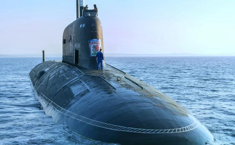 """usdt充值接口(caibao.it):俄罗斯""""喀山""""号核潜艇完成导弹试射 第1张"""