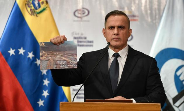 又有一名美国人被委内瑞拉指控犯有间谍罪此前已有两名美国人被判刑