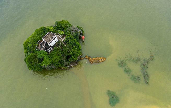 我国最大淡水湖鄱阳湖发生超警戒洪水