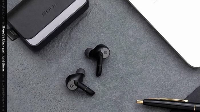 长续航+防汗液或雨水:SoulSyncPro真无线耳机130美元开售