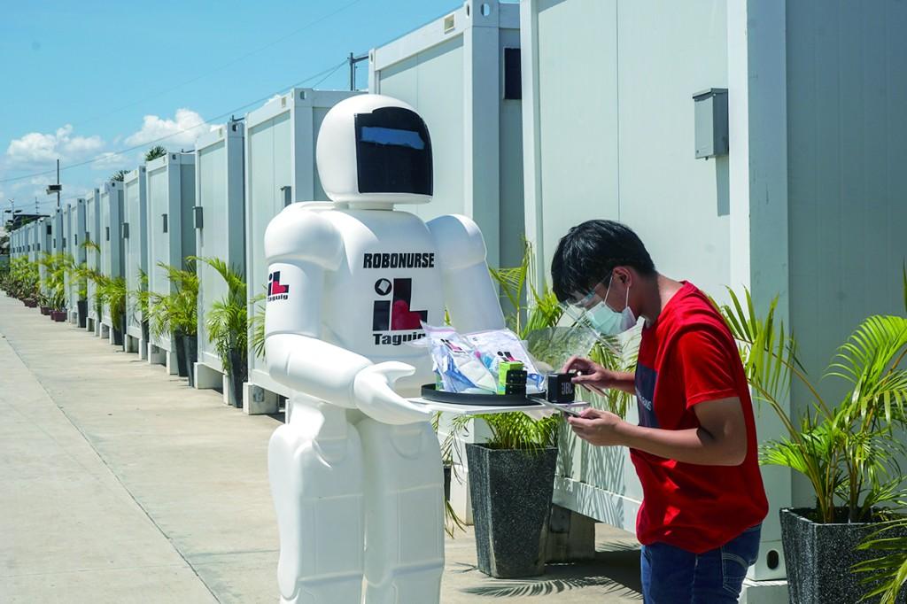 防疫机器人