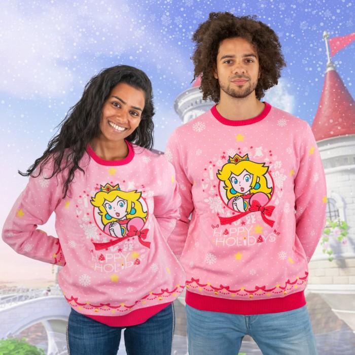 任天堂推出三款圣诞节主题毛衣