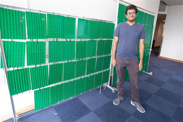 麻省理工研发超级信号放大器——RFocus smart surface:可放大10倍