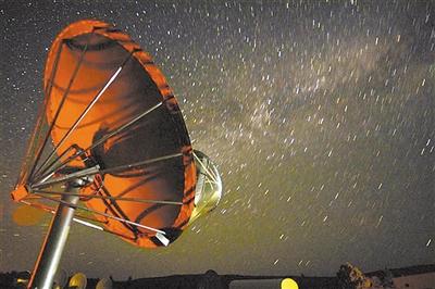 新望远镜将在纳秒尺度上寻找地外文明