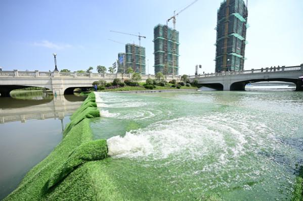 兰香湖竣工