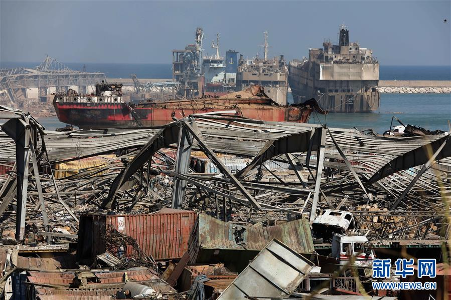 allbet gaming下载:黎巴嫩贝鲁特:爆炸事后 第15张