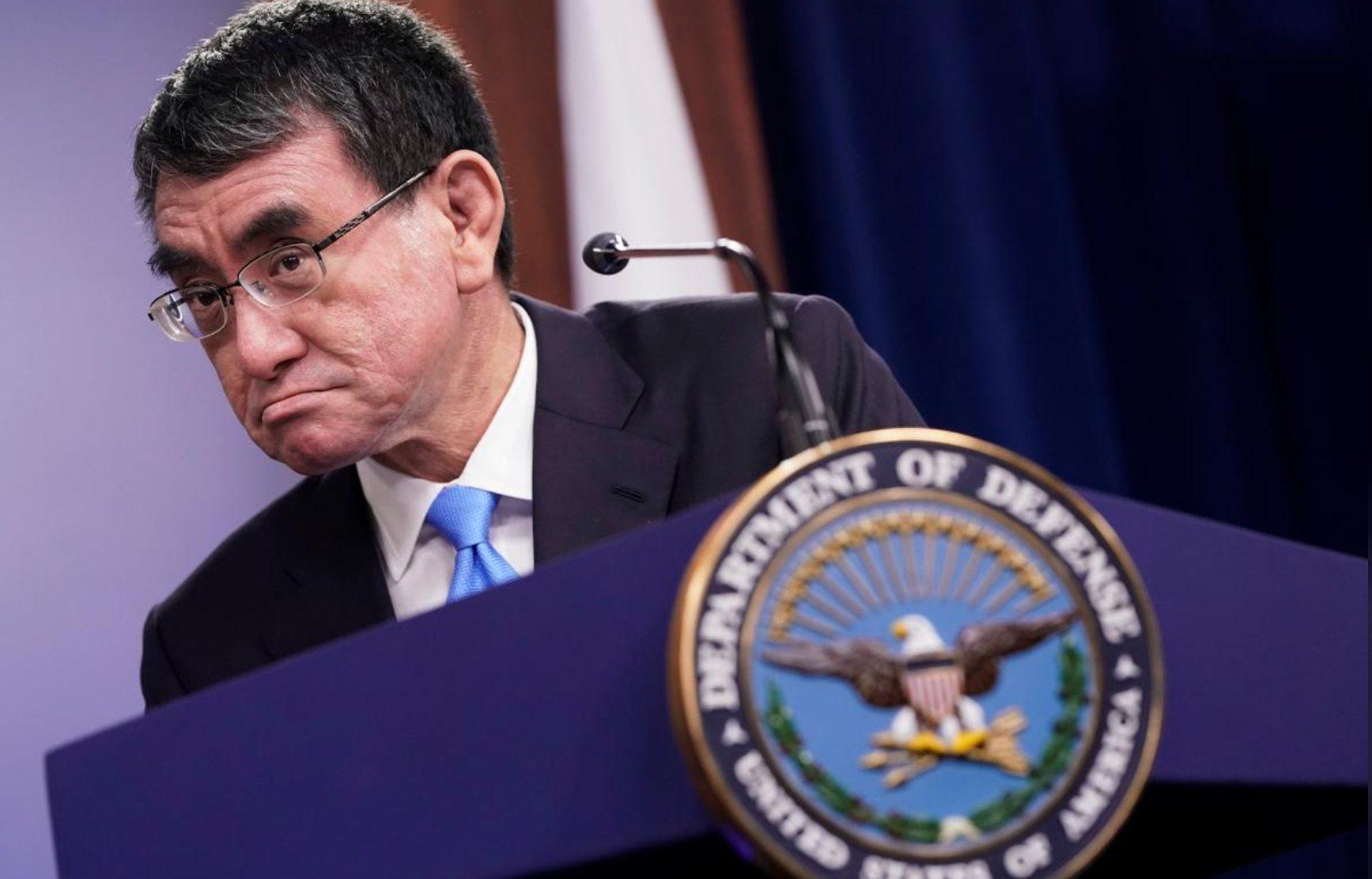 与美防长会晤后,日防相宣称:钓鱼岛适用于《日美安保条约》