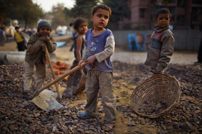 全球饥饿指数出炉 印度数据不乐观:107个国家排94位