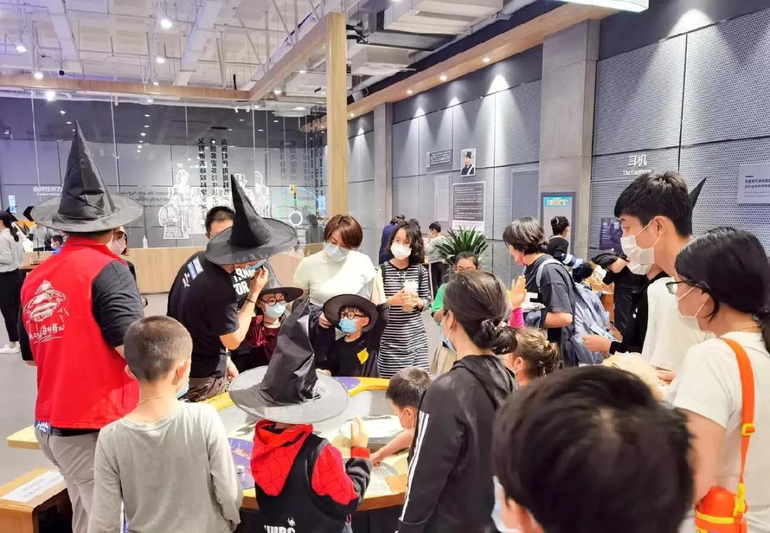 開業8個月 青島這家科普基地科技館就入選全國前5