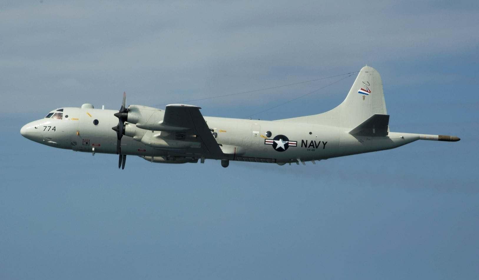 """美军机频繁""""路过""""为台湾撑腰?台媒这是在带节奏"""