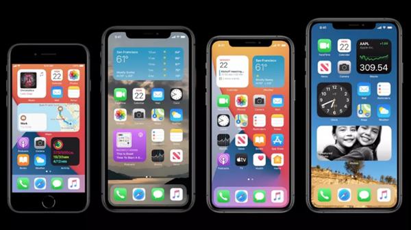 苹果发布最新iOS 14公测版:更多iPhone用户能升级!