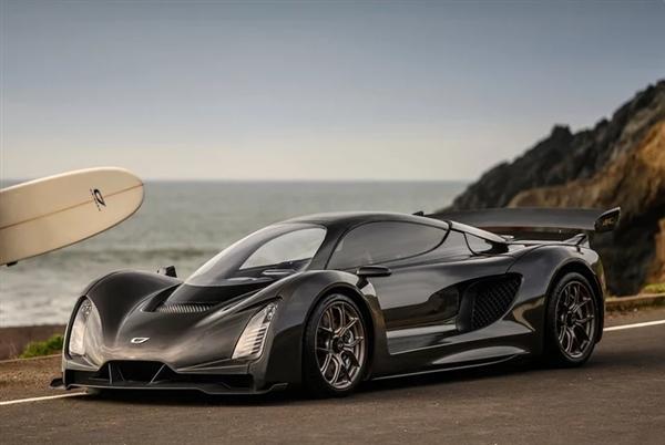 美系顶级超跑将全球首发:动力是新车的最大亮点之一
