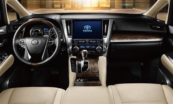 丰田2020款埃尔法双擎版上市:优异的乘坐舒适性 全系标配四驱81.9万起售