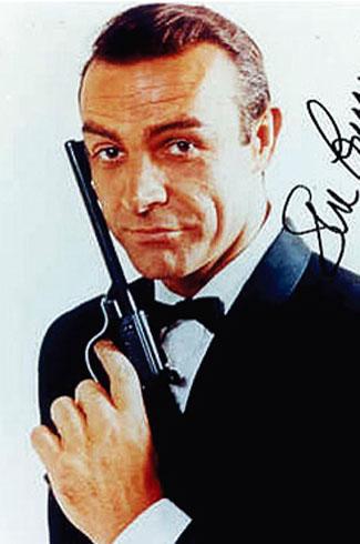 快讯!英媒:詹姆斯·邦德扮演者肖恩·康纳利去世,享年90岁插图