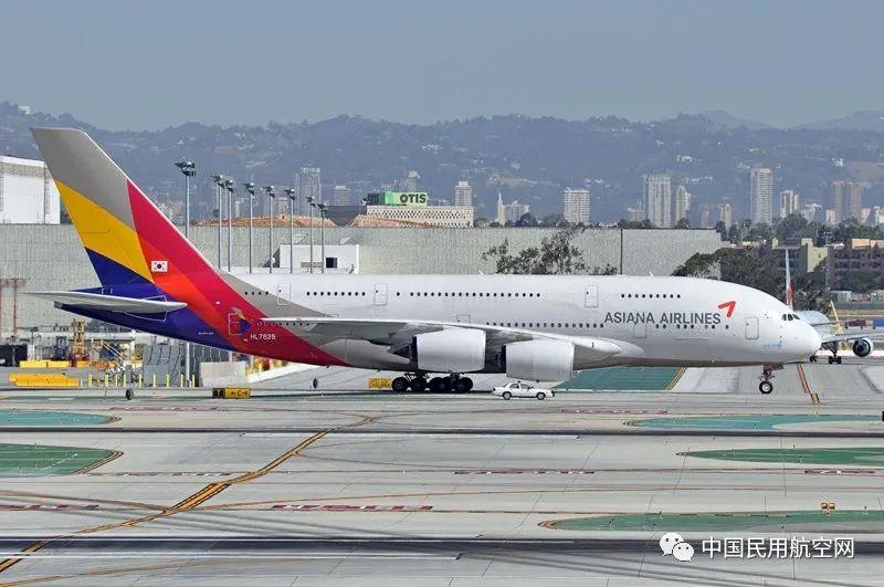 韩亚航空12日起重启仁川——南京航线,韩国航司的中国航线增至4条