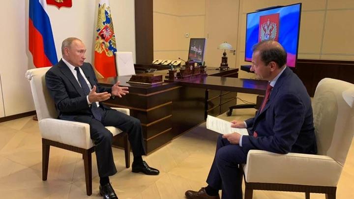 普京:已做好俄执法人员调配,必要时将向白俄罗斯提供援助