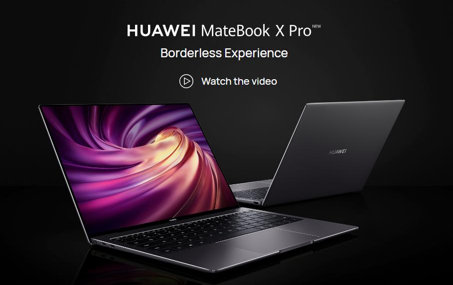 华为MateBook X Pro 2020登陆澳大利亚市场 今日正式开售