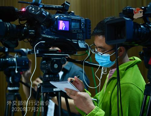 欧博亚洲官网开户网址:中方是否担忧香港国安法会影响中美关系?赵立坚:维护国家安全和双边关系哪个更主要,一目了然 第6张