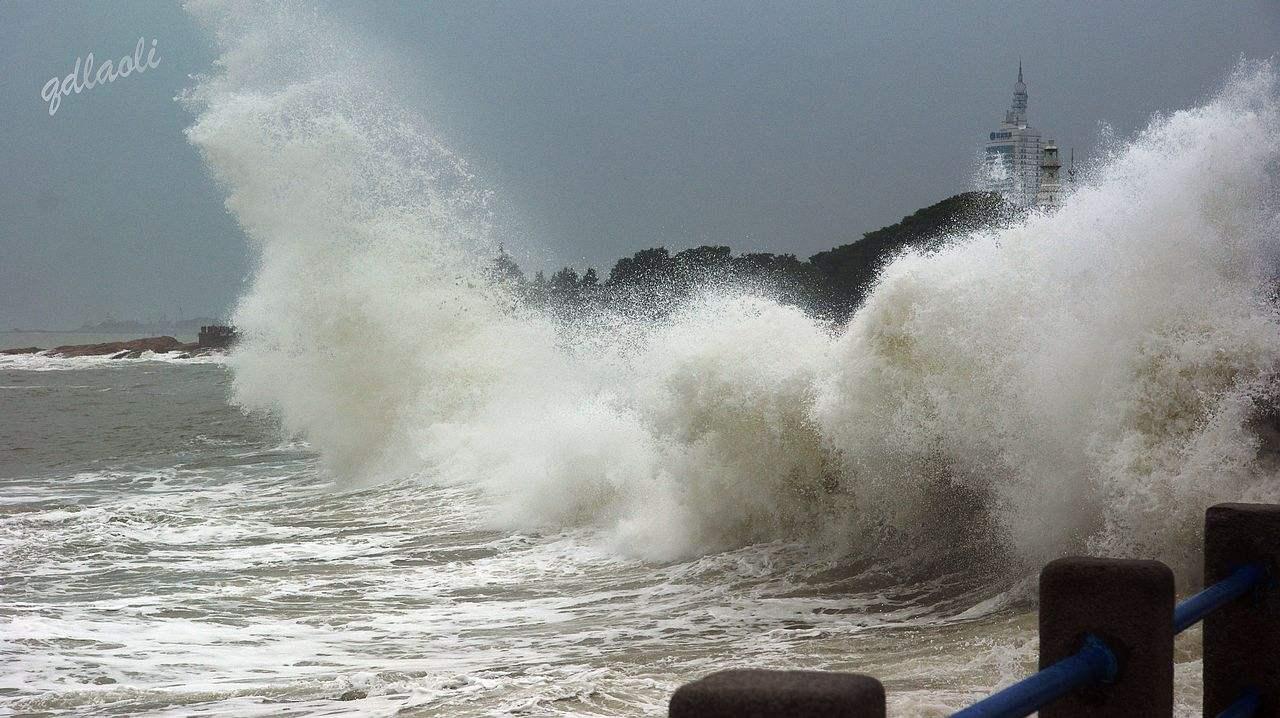 今年第17号台风或生成 福建沿海及外海渔场阵风可达13级