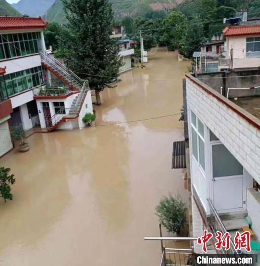 甘肃长江水系8月降雨量创新极值