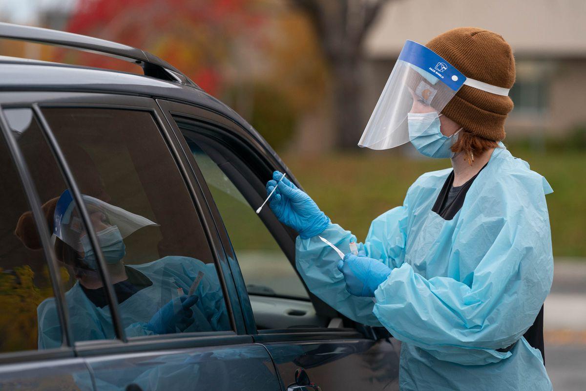 美国阿拉斯加州单日新冠肺炎确诊病例破新高 第1张