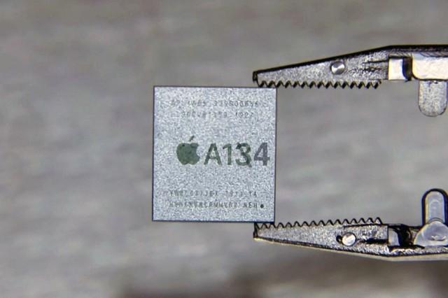 5nm制程的A14芯片性能炸裂 晶体管数量或达125亿