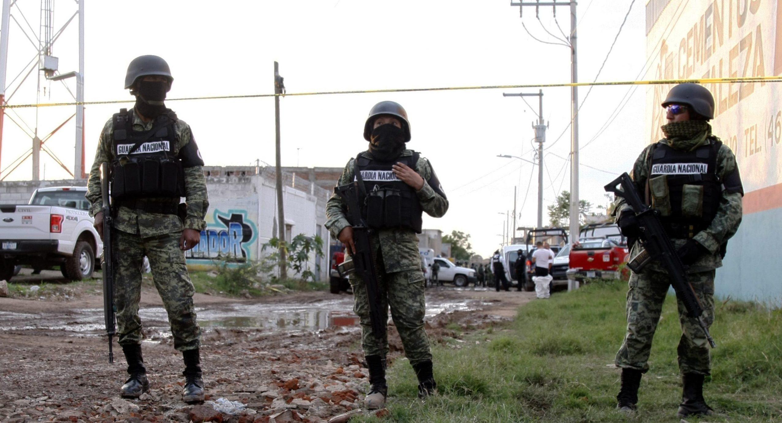 allbet登陆官网:墨西哥瓜纳华托州发生暴力袭警事宜 5名警员身亡