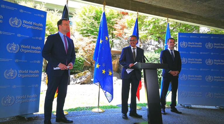 www.allbetgaming.com:德国法国向世卫组织追加资金支持合计增添6.4亿欧元