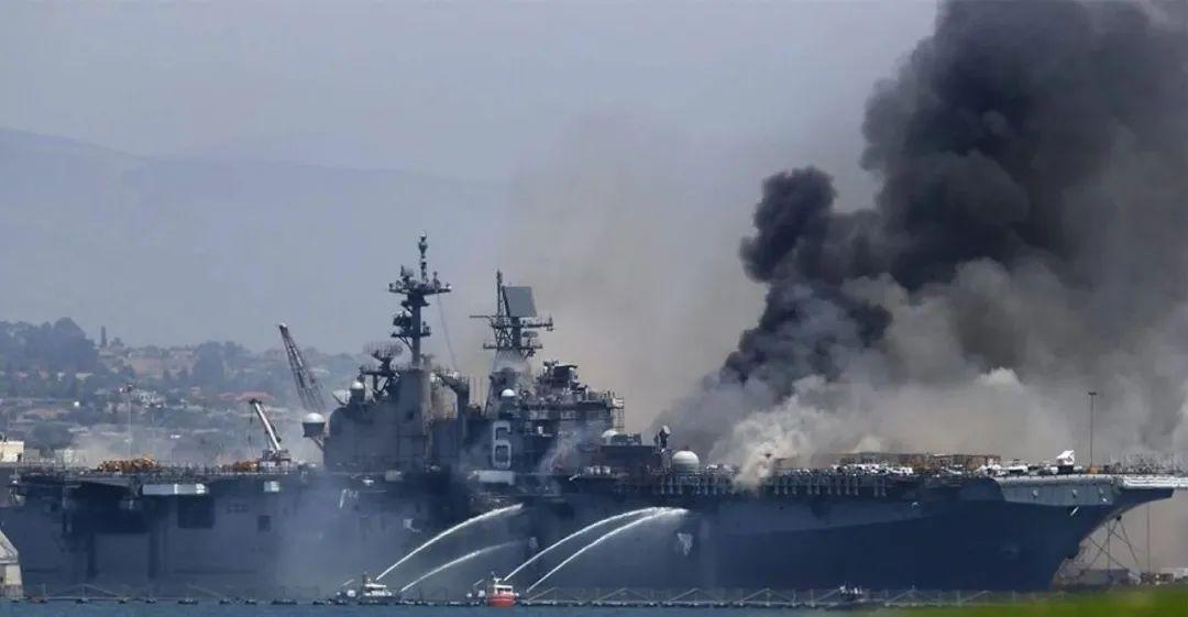 allbet币游(allbet6.com):修不起!这条舰,美国海军宣布报废 第2张